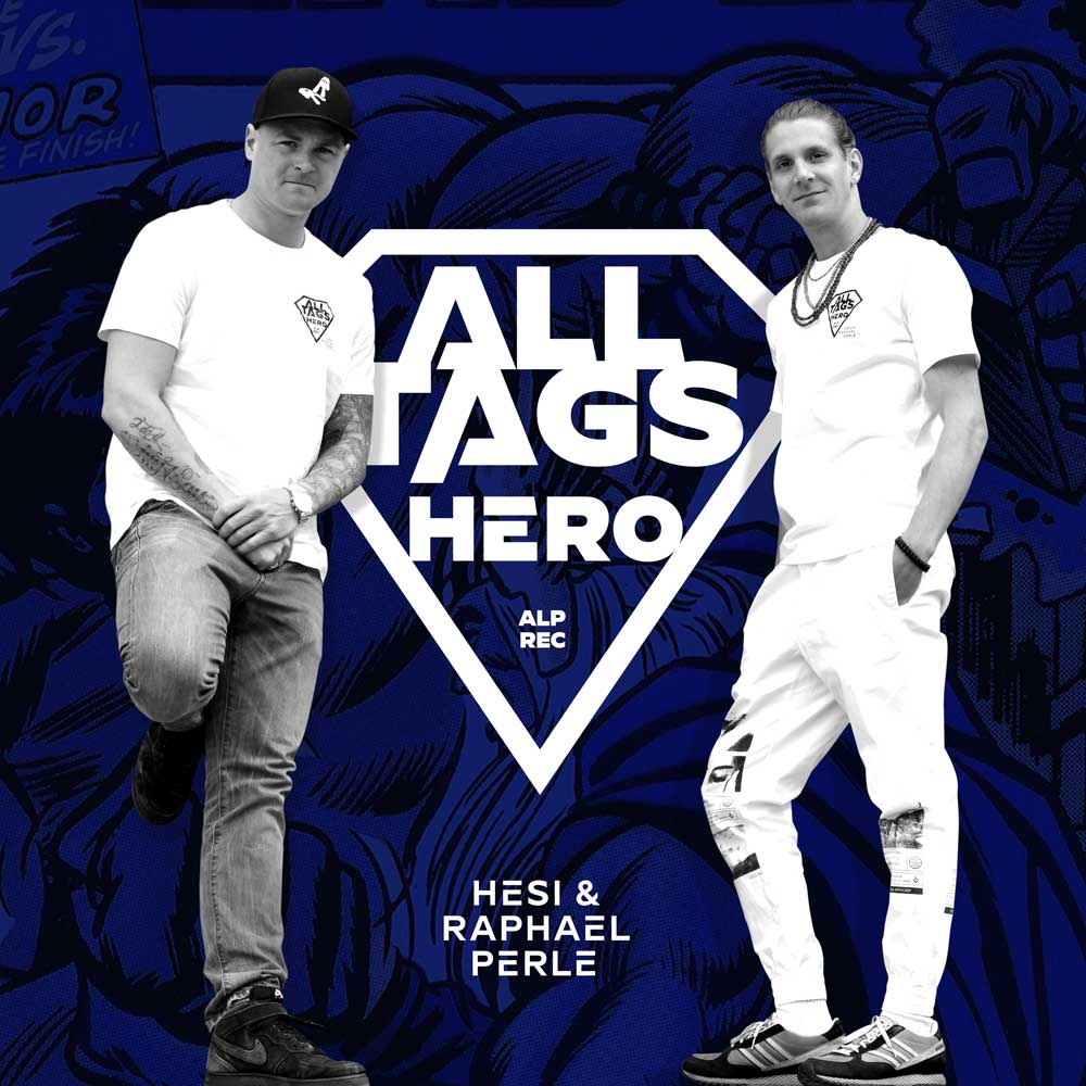 Hesi & Raphael Perle Hero Artwork